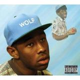 Cd Tyler The Creator Wolf Novo Lacrado [importado]